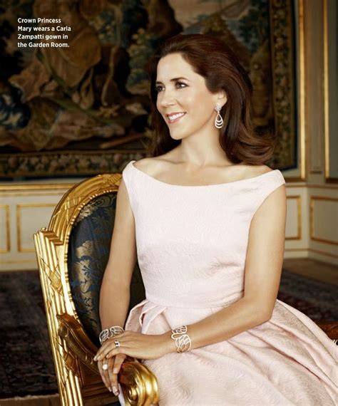 princess mary of denmark new bangs 17 best images about crown princess mary on pinterest