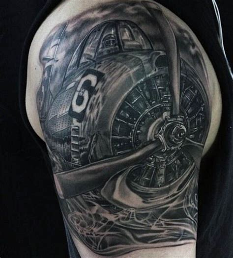 propeller tattoo designs 25 best vintage propeller images on