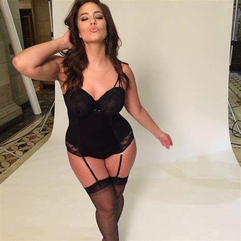 Ls Plus Morena by Pictures Of Plus Size Model Graham Popsugar