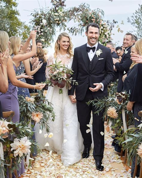 wedding photo see kate upton and justin verlander s wedding photos