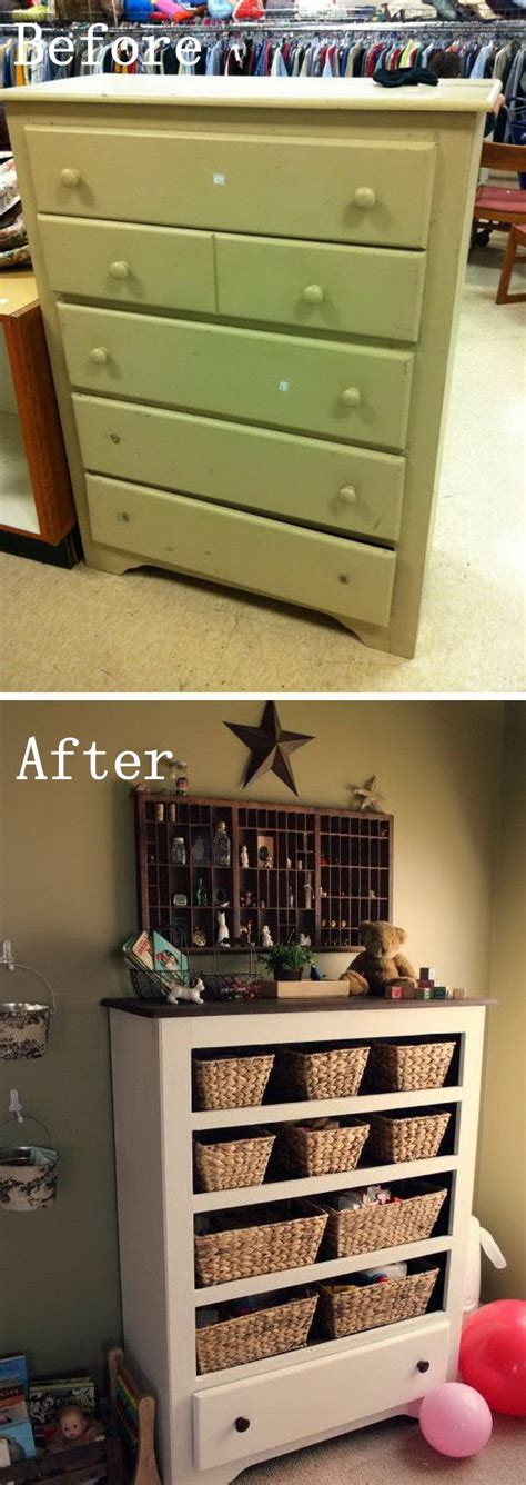 repurpose old furniture best of before after furniture makeovers creative diy