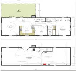 Two Story House Plans With Basement Small Cottage House Plan Studio Design Gallery Best Design