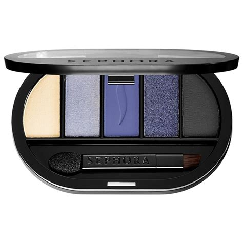 sephora colorful 5 eyeshadow palette for fall 2014