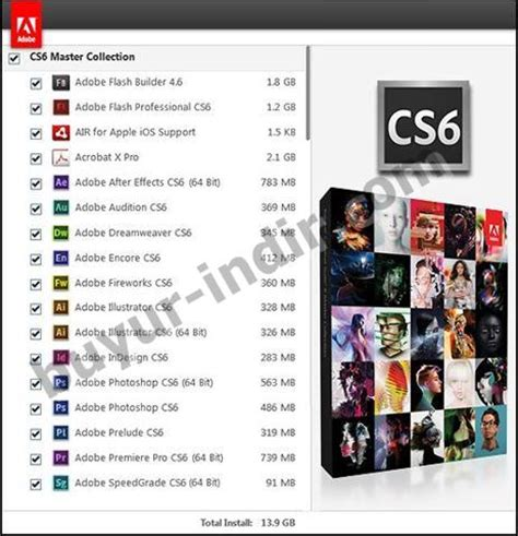 Adobe Premiere Cs6 Master Collection | adobe master collection cs6 for mac full indir