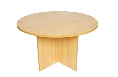 Wooden Meeting Table Wooden 1200mm Circular Meeting Table Office Furniture Solutions 4u