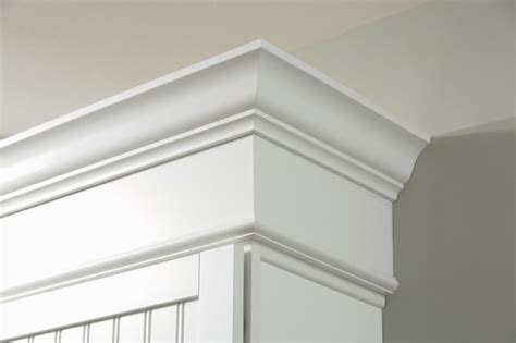 crown molding for kitchen cabinet tops aristokraft crown moulding contemporary kitchen