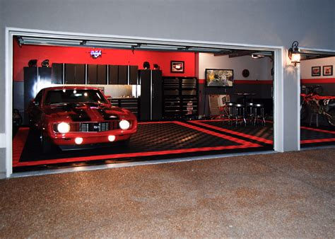 garage race race garage flooring flooring ideas and inspiration