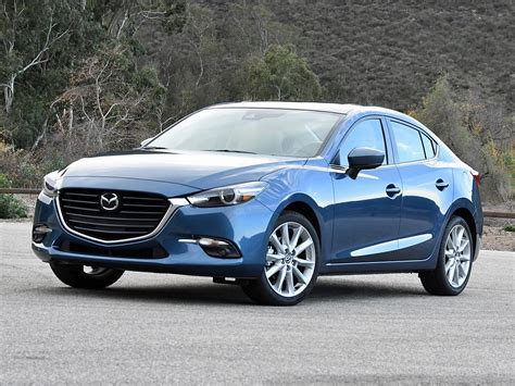 Madza 3 Sedan 2017 Mazda 3 Grand Touring Sedan Photos Photo Review