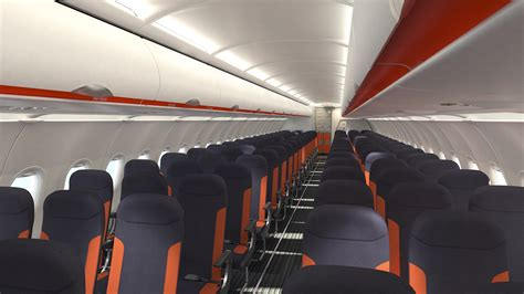 interno aereo easyjet high density a320s for easyjet will retain seat pitch