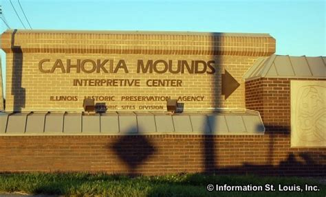 Cahokia Post Office by Collinsville Illinois City Information