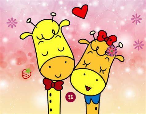 imagenes de amor de jirafas animadas imagenes animadas de jirafas enamoradas images