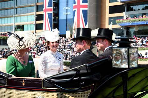 A Day In The Of Me A Royal Visit by Royals Hats And More At The Royal Ascot