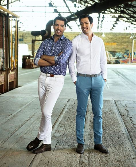 drew and jonathan exclusive property brothers jonathan and drew