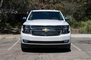 2016 chevrolet suburban 4wd ltz test drive review