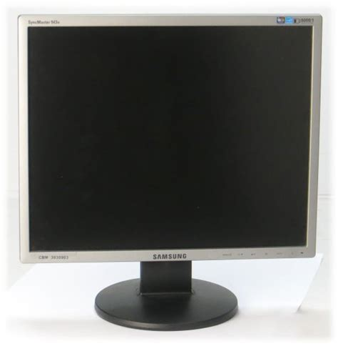 Monitor Samsung Syncmaster 943 19 quot tft lcd samsung syncmaster 943n 1280 x 1024 monitor