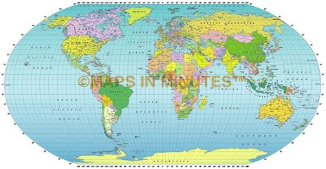 robinson map medium scale digital vector robinson world map in illustrator cs