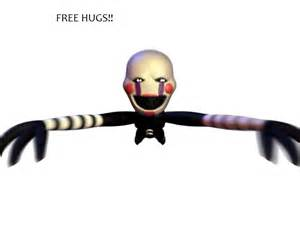 Free hugs marionette five nights at freddy s photo 38375443