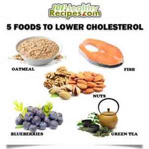 5 foods that lower ldl cholesterol levels