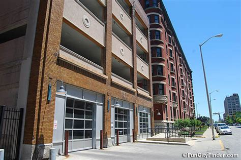 Parking Garage Apartments photograph of the blacherne apartments at vermont place parking garage funcityfinder