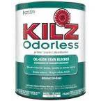 home depot paint quart price kilz odorless 1 qt white based interior primer