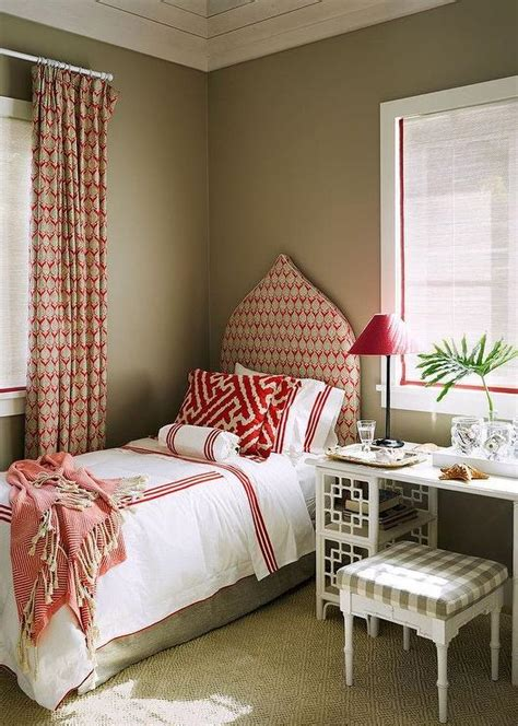 taupe bedroom ideas red and taupe bedroom transitional bedroom