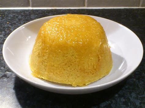lemon curd steamed sponge pudding bakingaitch