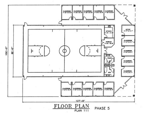 metal church building floor plans church plan 111 lth steel structures
