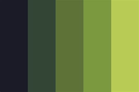 deep greens and blues are the colors i choose deep greens color palette