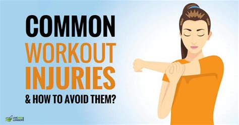10 Common Preventable Workout Injuries by 10 Common Workout Injuries And How To Avoid Them