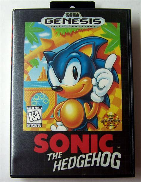 sonic the hedgehog sega genesis sonic the hedgehog sega genesis complete