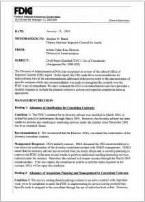 Memorandum Report Sample Sample Business Memo For Finance Reporting Sample