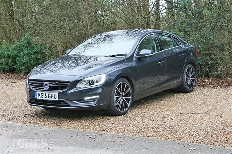 volvo s60 d3 se nav geartronic review 2016 cars uk