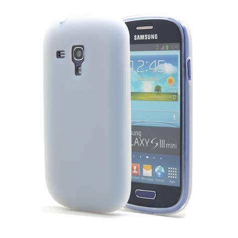 Spigen Samsung S3 Mini I8190 silikonskal till samsung galaxy s3 mini i8190 clear themobilestore