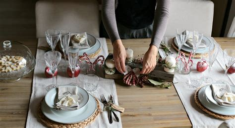 idee tavola natalizia idee per una tavola natalizia ifood