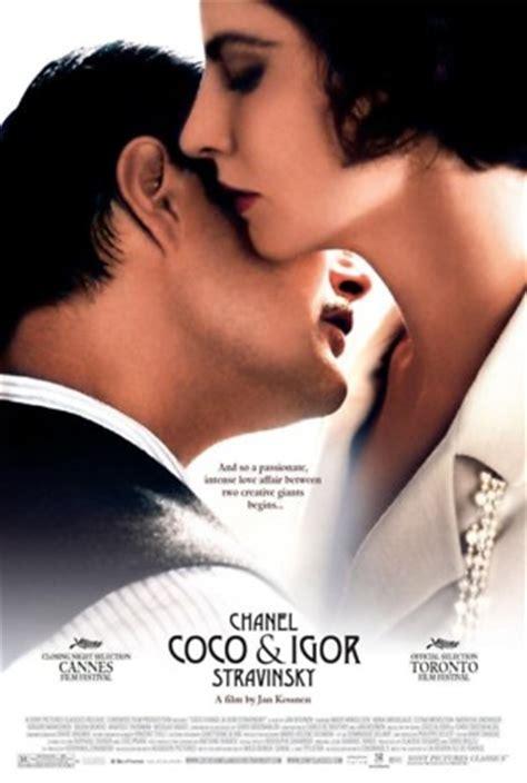 coco runtime coco chanel igor stravinsky dvd release date september