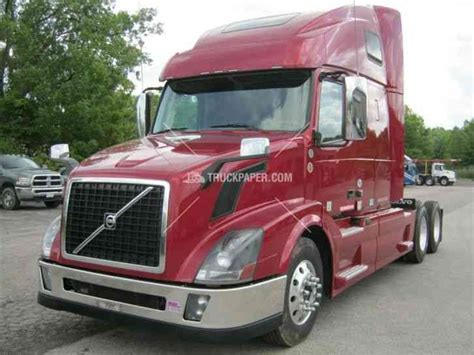 2014 volvo semi volvo vnl 670 2014 sleeper semi trucks