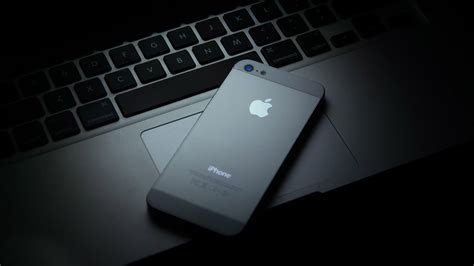 apple iphone  black hd wallpaper   starchop