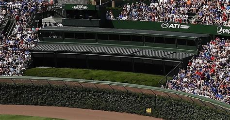wrigley field bleacher seats come serve the cubs are being sued wrigley field ada seating