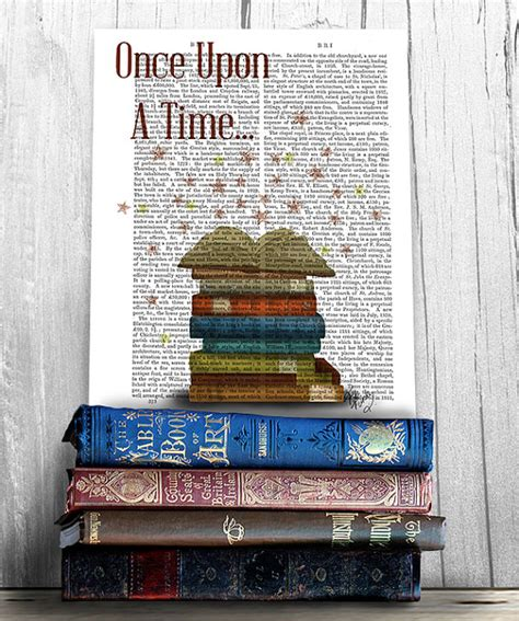 once upon einstein books book lover gift once upon a time library d 233 cor library