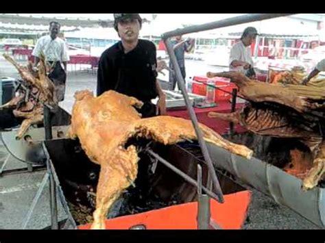Panggangan Kambing Guling kambing bakar