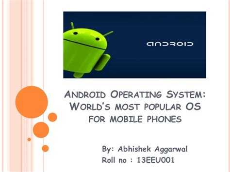 android operating system android operating system nfc