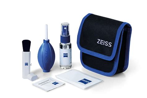 Zeiss Cleaning Set zeiss cleaning products optimal optical surface care