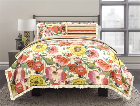 kmart comforter sets queen floral queen comforter set kmart com
