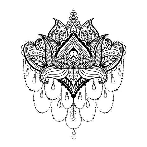 henna tattoo wo machen lassen anleitung henna selber machen inkl muster motive