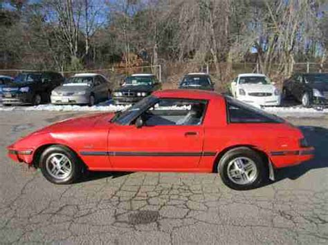 service manual how things work cars 1985 mazda b2000 instrument cluster 1985 mazda rx7 gsl se service manual electric and cars manual 1985 mazda rx 7 spare parts catalogs sell used 1985