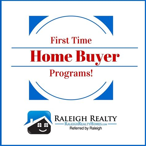 time home buyer programs raleigh nc linkis