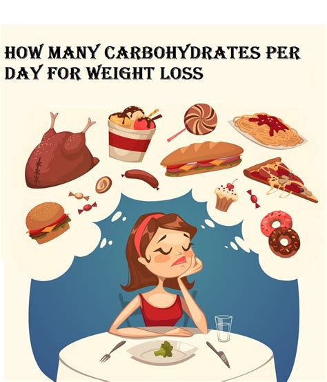 carbohydrates a how many carbohydrates per day for weight loss