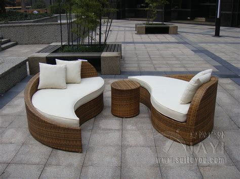 Polyrattan Sofa by Garden Furniture Polyrattan Lounge Webzine Co