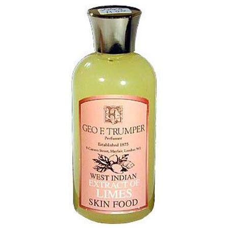 trumper 7745 lime skin food | trumper skin care & skin food