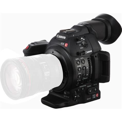 Canon Eos C100 canon eos c100 ii news at cameraegg